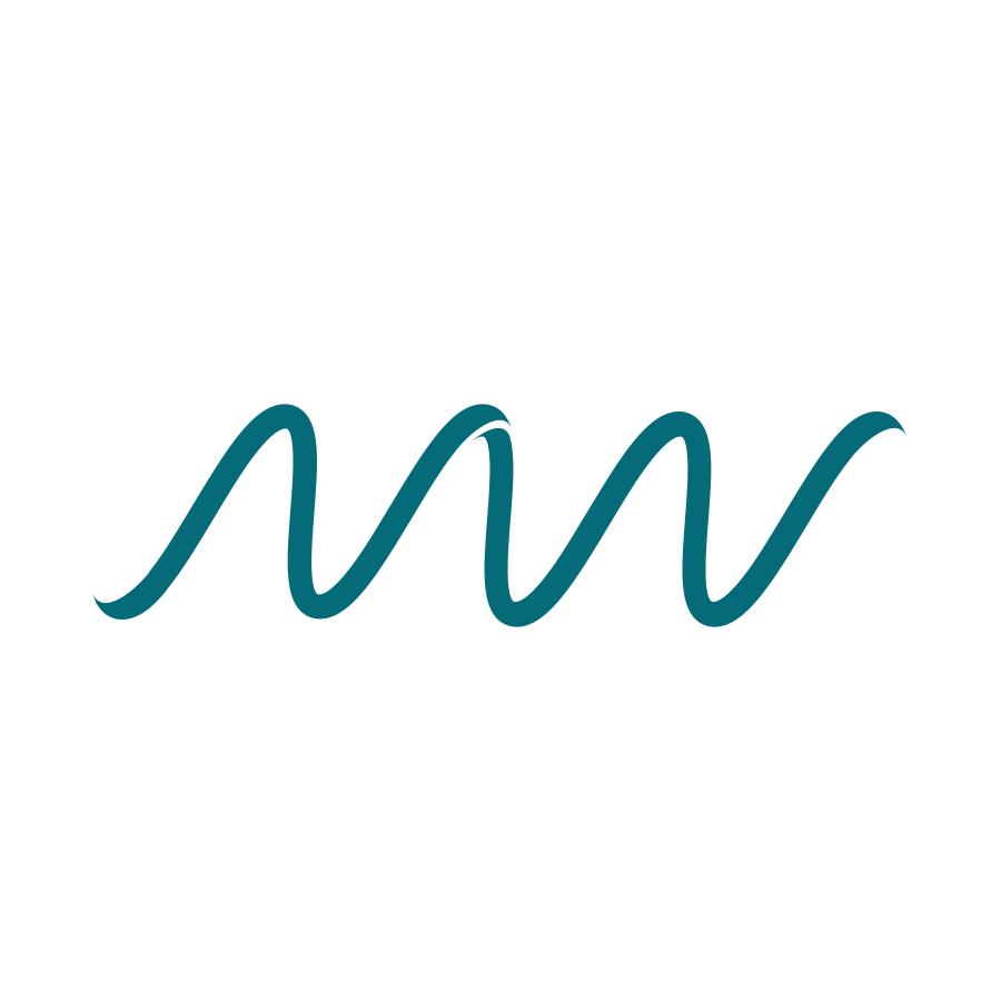 Neon Wave Logo
